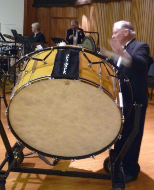 bass drum crop