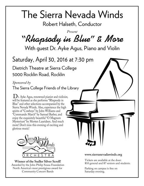Flyer Concert 4-16