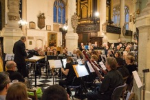 St Sepulchre-without-Newgate concert
