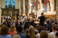St Sepulchre-without-Newgate combined concert with the Lambeth Wind Orchestra, John Holland conducting