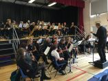 One of our Children's Concerts at Humphry Davy School in Penzance